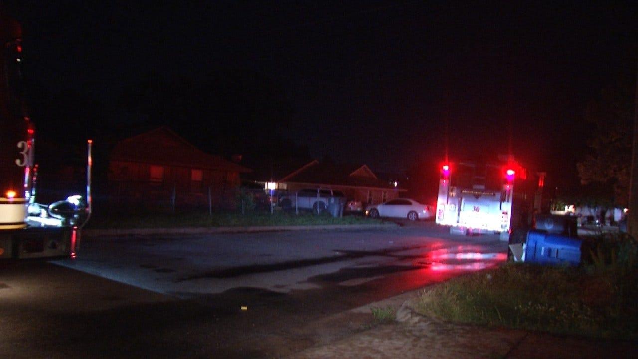 Woman, Six Kids Lose Home In Tulsa Duplex Fire