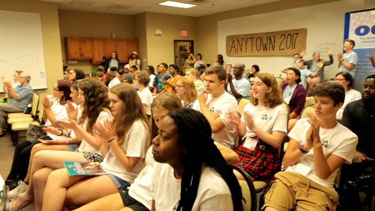 Anytown Leadership Institute Teaches OK Students To Embrace Differences