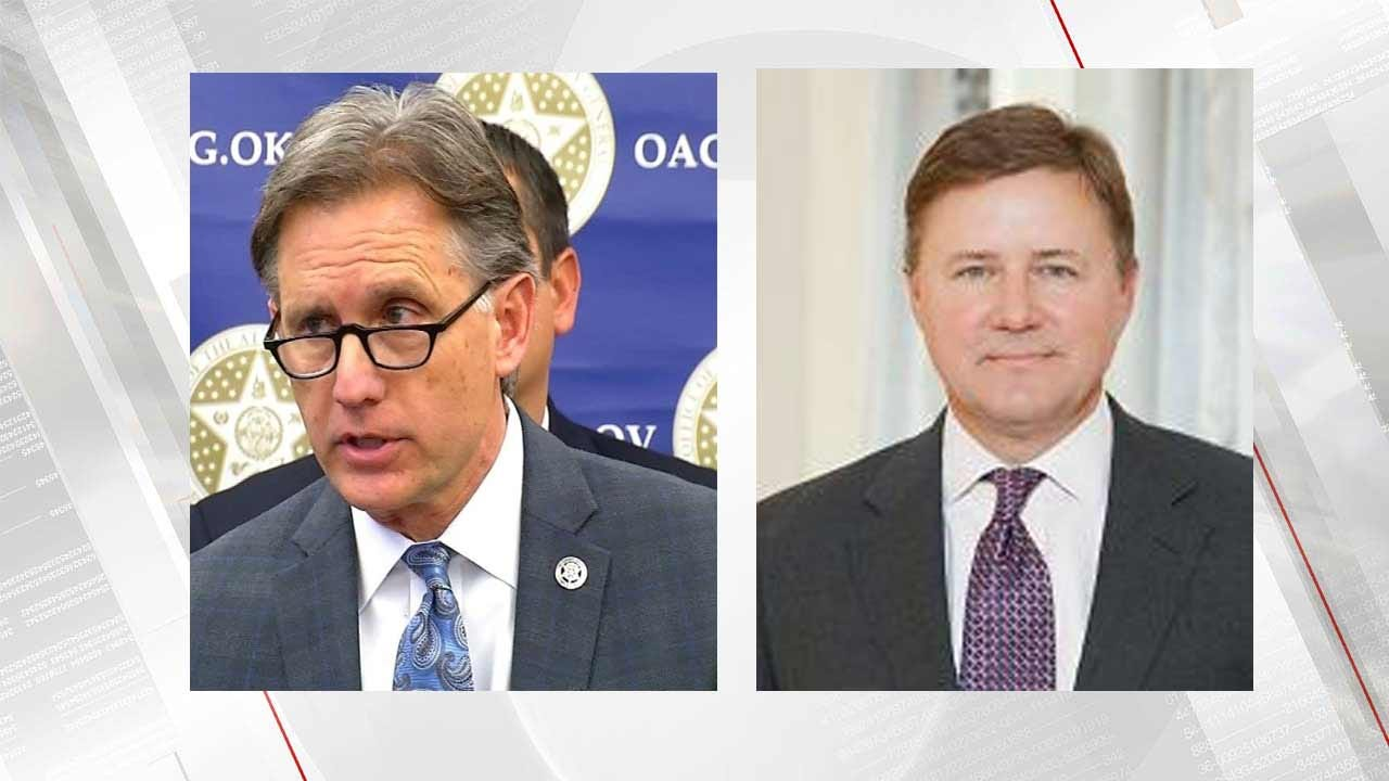 Attorney General Primary Candidates Accuse Each Other Of False TV Ads