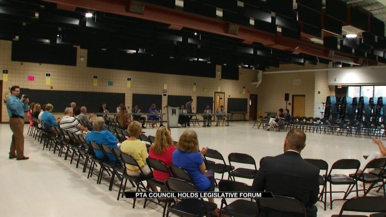 Broken Arrow PTA Hosts Legislative Forum
