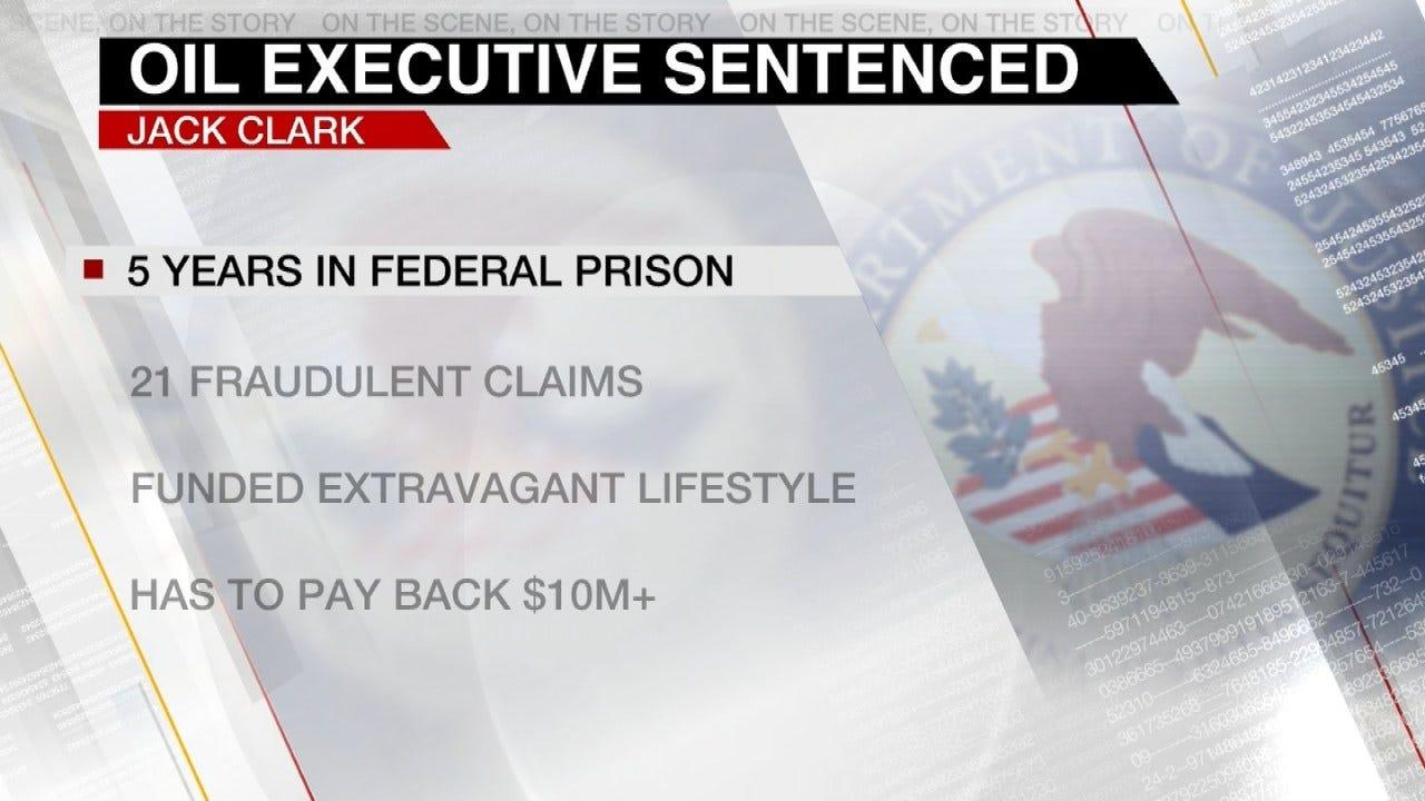 Former Sapulpa Businessman Sentenced For IRS Fraud
