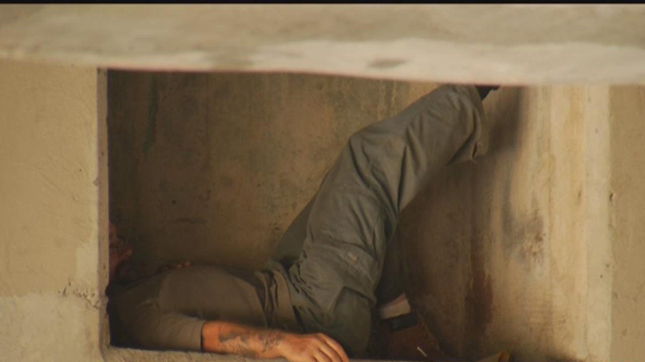 New Tulsa Ordinance Would Let Police Remove Homeless From Under Bridges