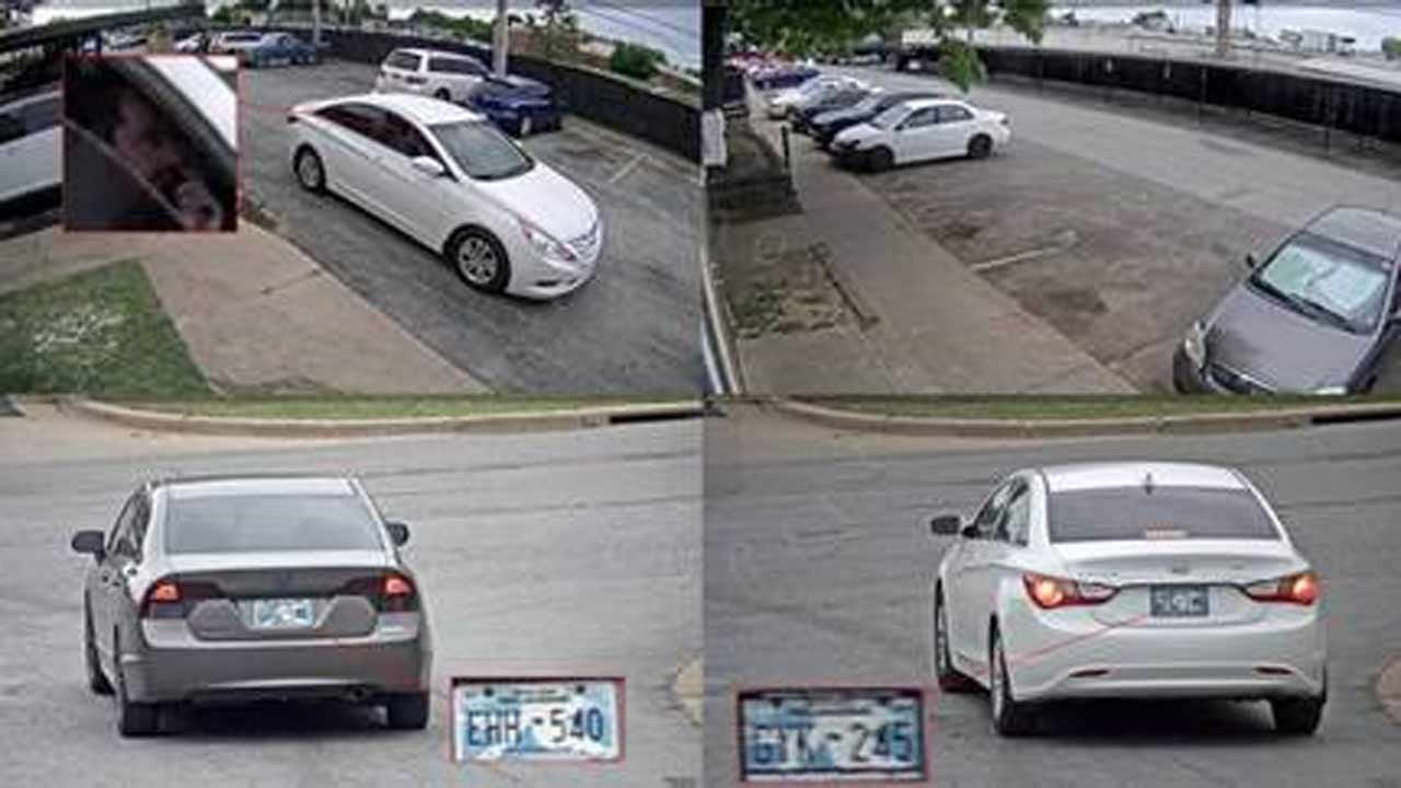Police Searching For Car Stolen From Tulsa Apartment Complex