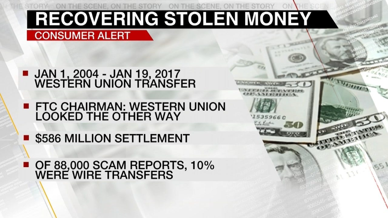 Settlement Gives Some Scam Victims Their Money Back