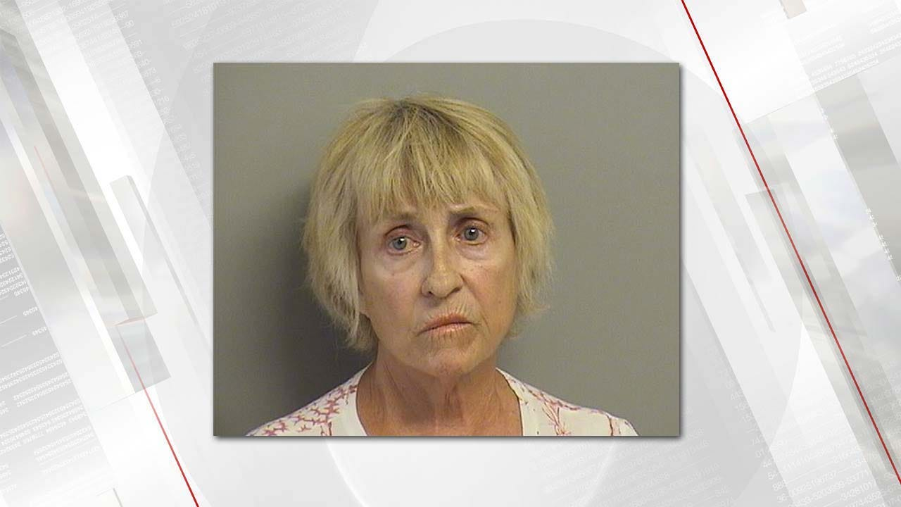 Tulsa Co. Sheriff: Woman Charged With Murder Back In Jail