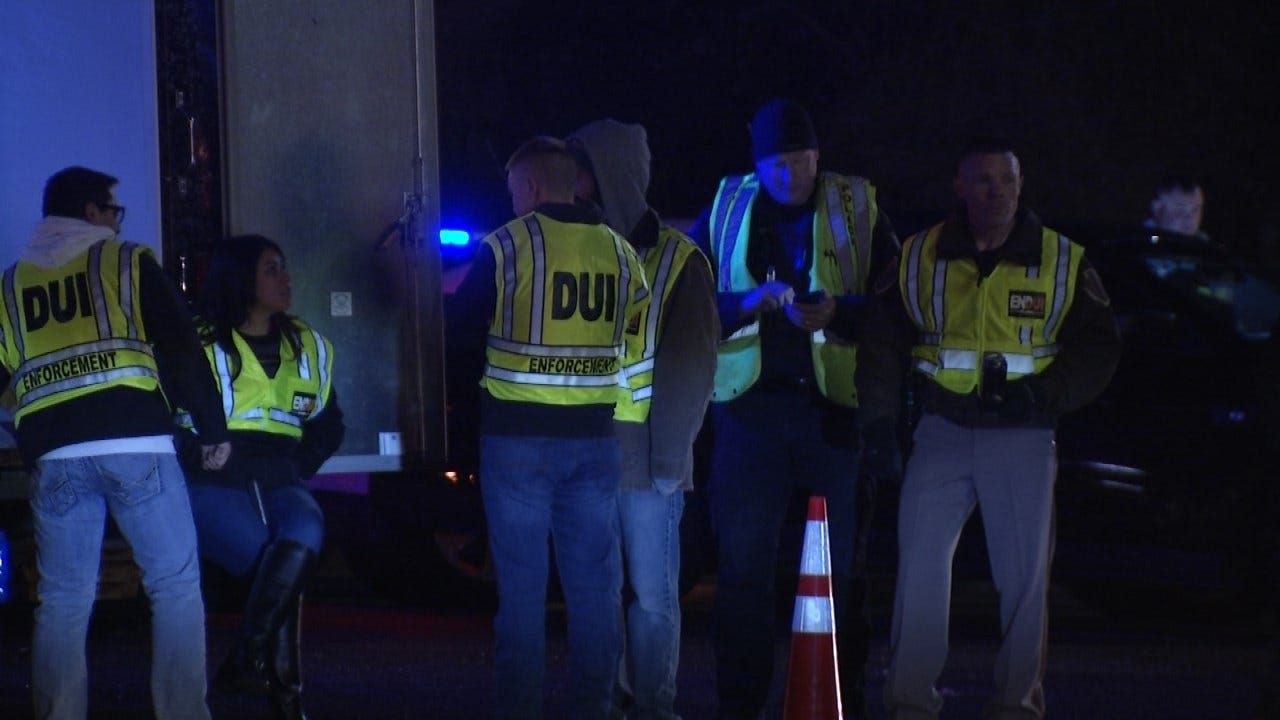 Tulsa Sobriety Checkpoints Planned For This Weekend