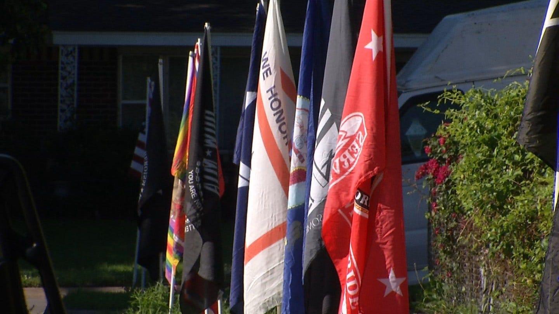 Bartlesville Veteran's 'Streets Of Honor' Celebrates Fallen Soldiers