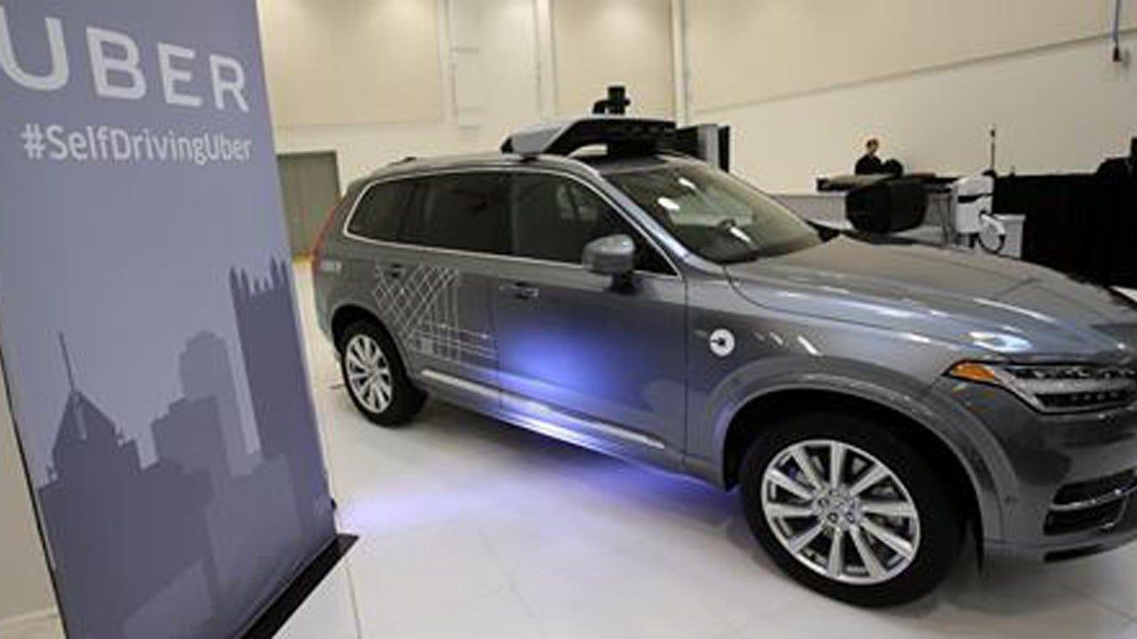 Uber Fatal Crash: Self-Driving SUV Saw Pedestrian, Didn't Brake