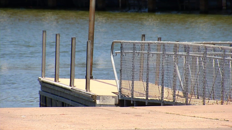 Two Injured Following Single-Vehicle Accident At Lake Hefner