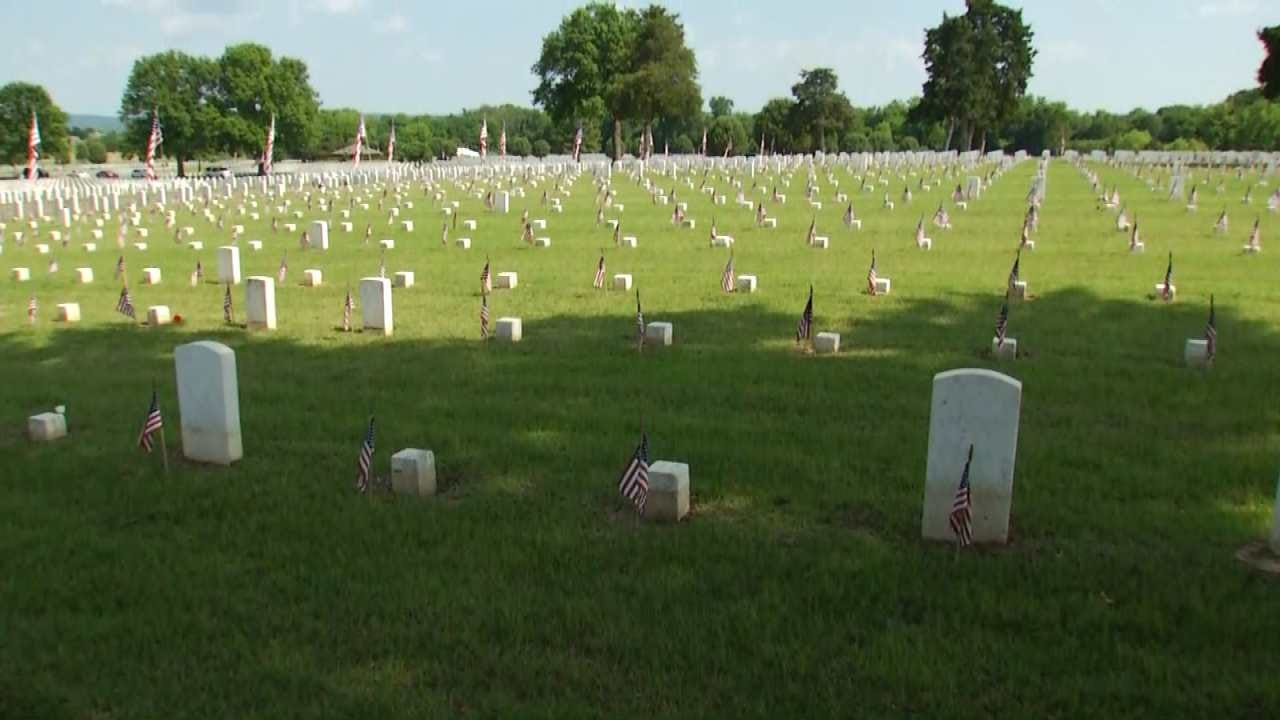Fort Gibson National Cemetery Planning To Expand Its Grounds
