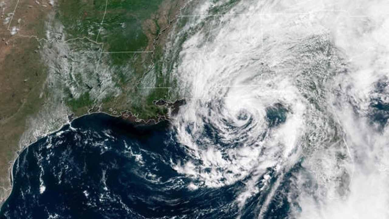 Gulf States In Subtropical Storm Alberto's Path