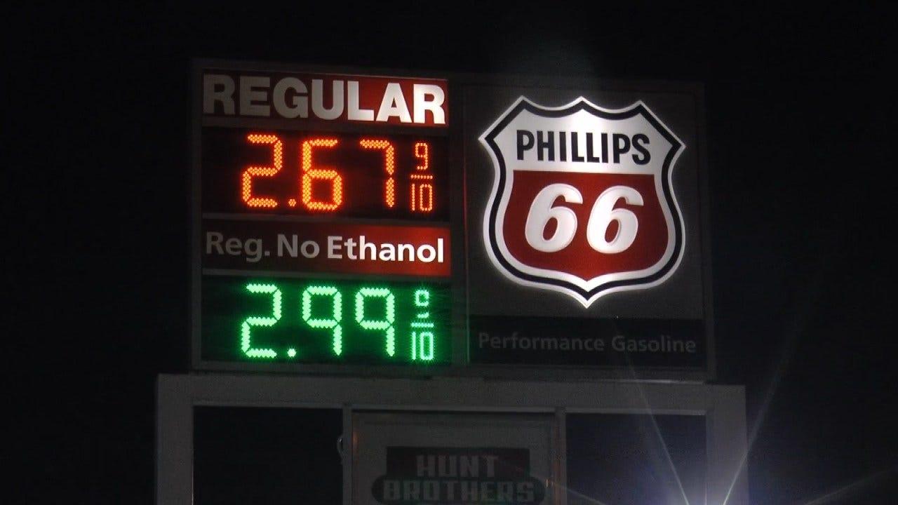 Memorial Day Gasoline Prices Close In On $3 Per Gallon