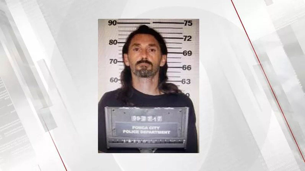 Ponca City Chase Suspect Has Long Criminal History, Police Say
