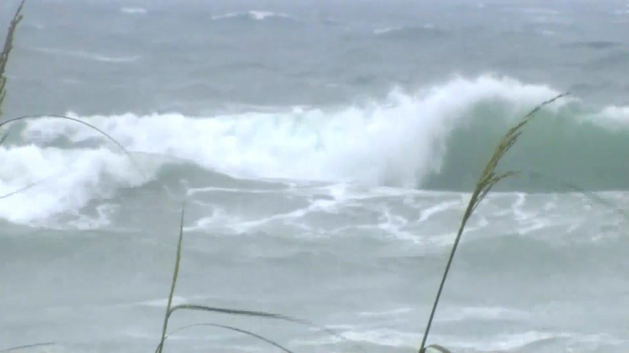 Subtropical Storm Alberto Threatens Florida, Gulf Coast