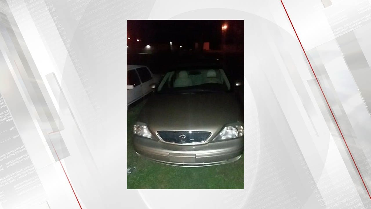 Tulsa Man Says Car Stolen By Date He Met Online
