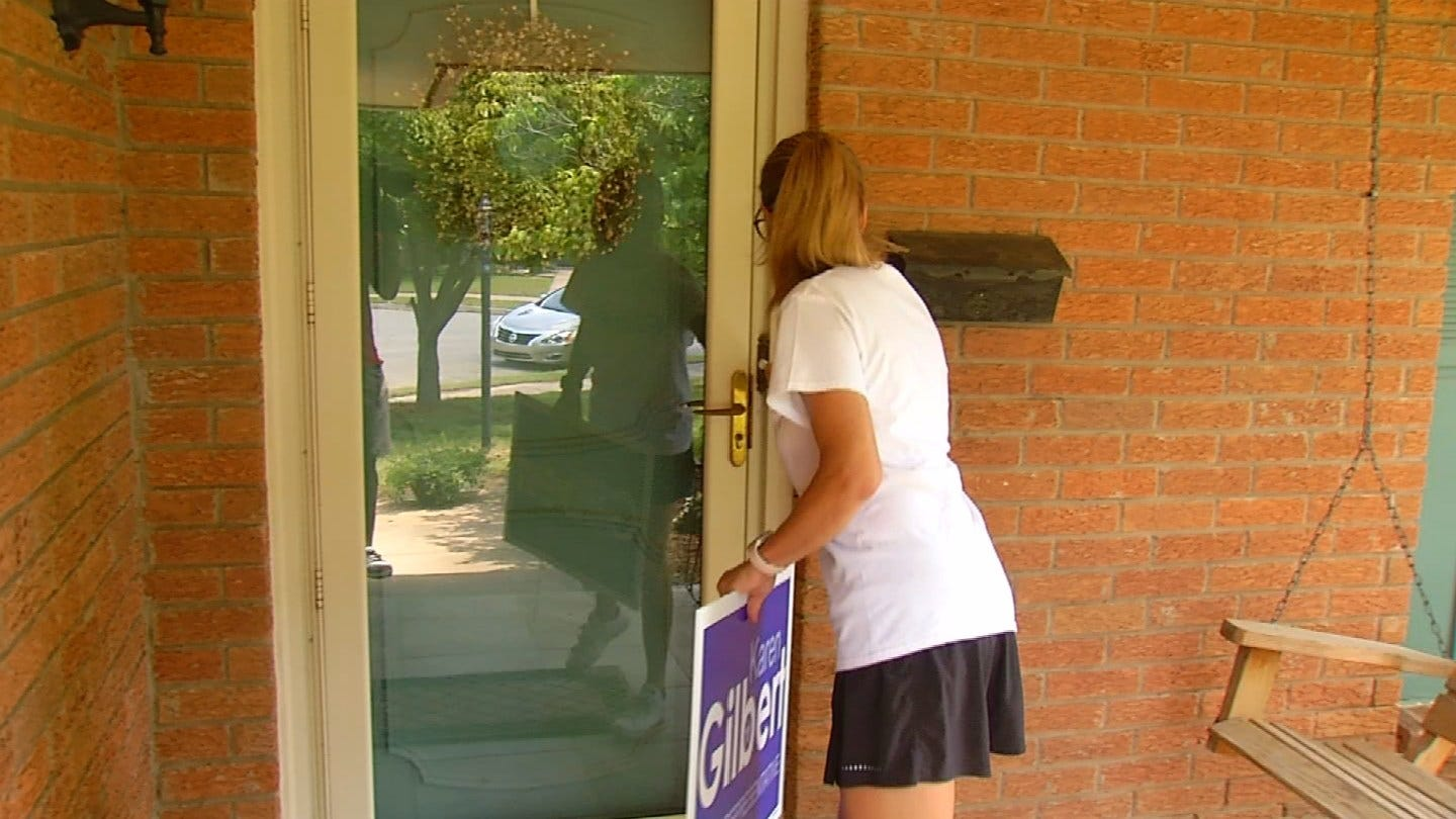 With Primaries Drawing Near, Candidates Continued Working Over Holiday Weekend