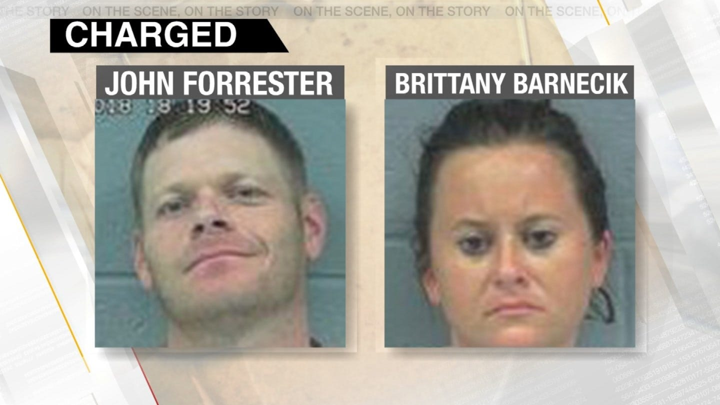 Claremore Couple Charged With Child Abuse