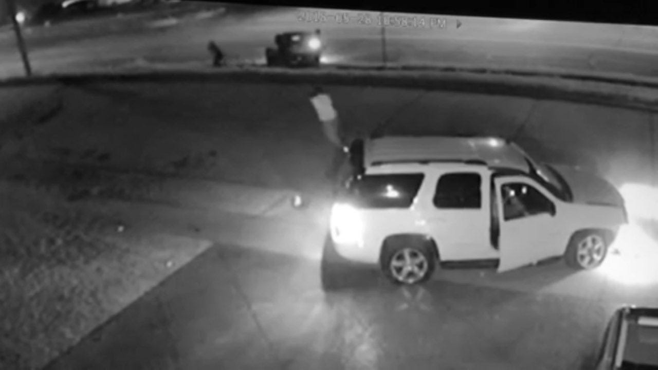 TPD Looking For Suspects After Shots Fired Before, After Crash