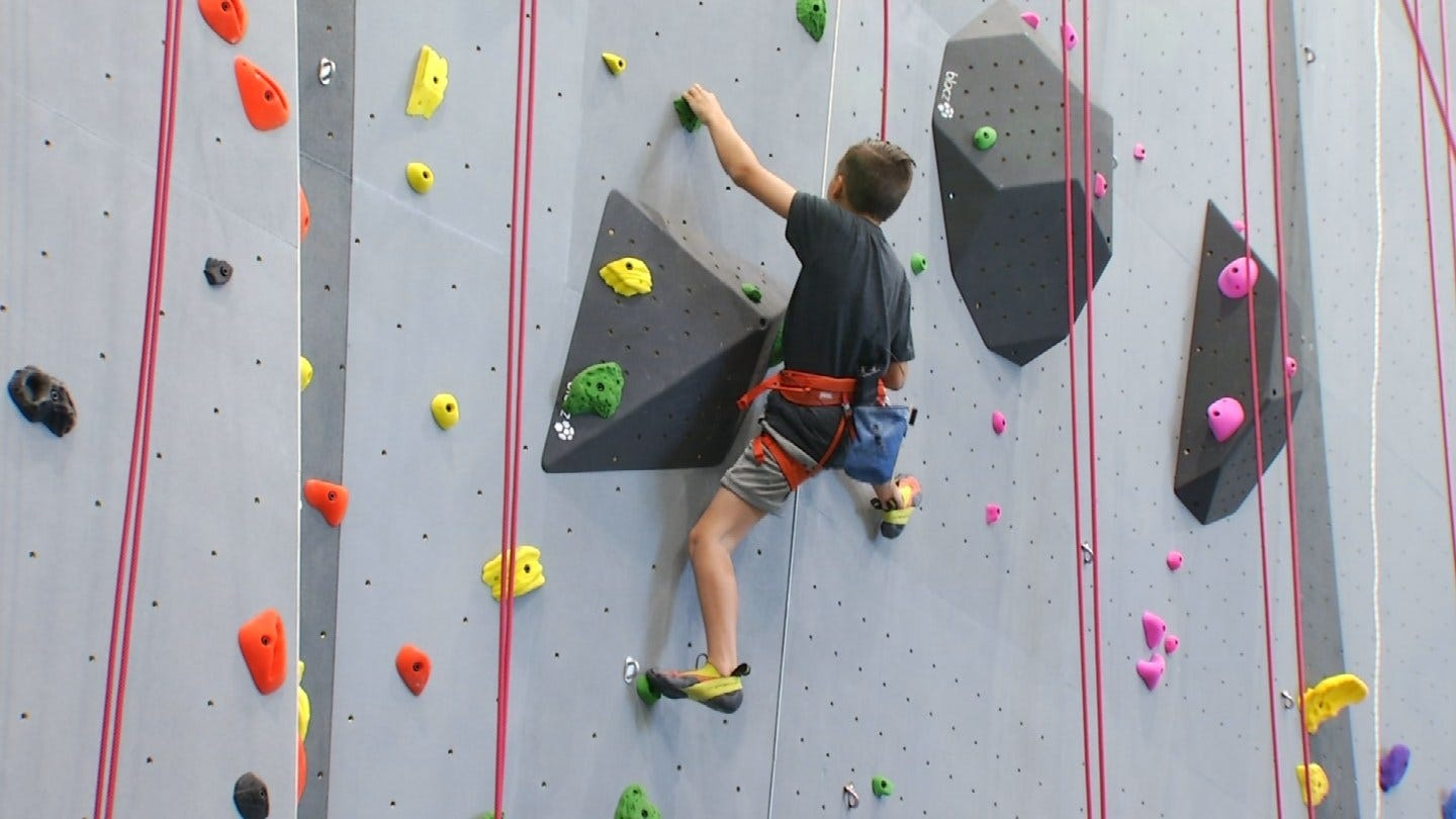 Tulsa Climbing Gym To Offer Summer Camp