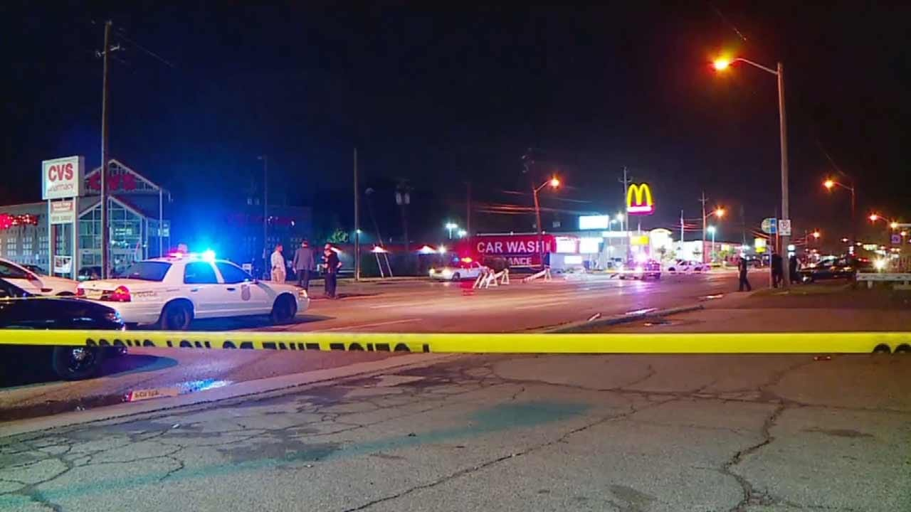 Tulsa Welding School Graduate Shot, Killed In Indianapolis