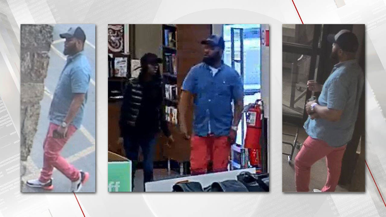 $5,000 Racked Up On Woman's Stolen Credit Card, TPD Says