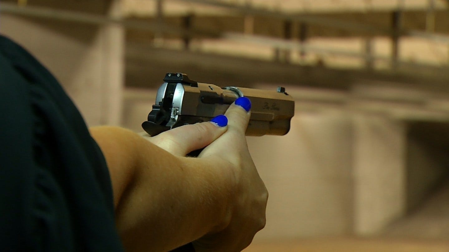 Constitutional Carry Bill Goes Before Governor