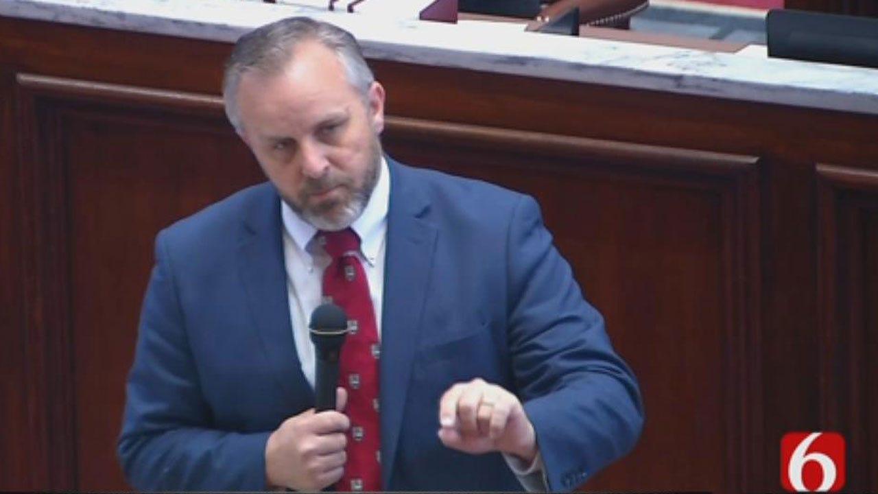 Controversial Adoption Bill Passes Through Oklahoma House, Senate
