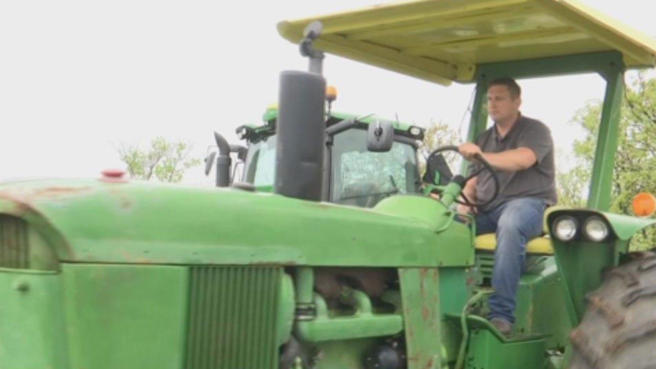 Oklahoma Farmers Eager To Grow Hemp