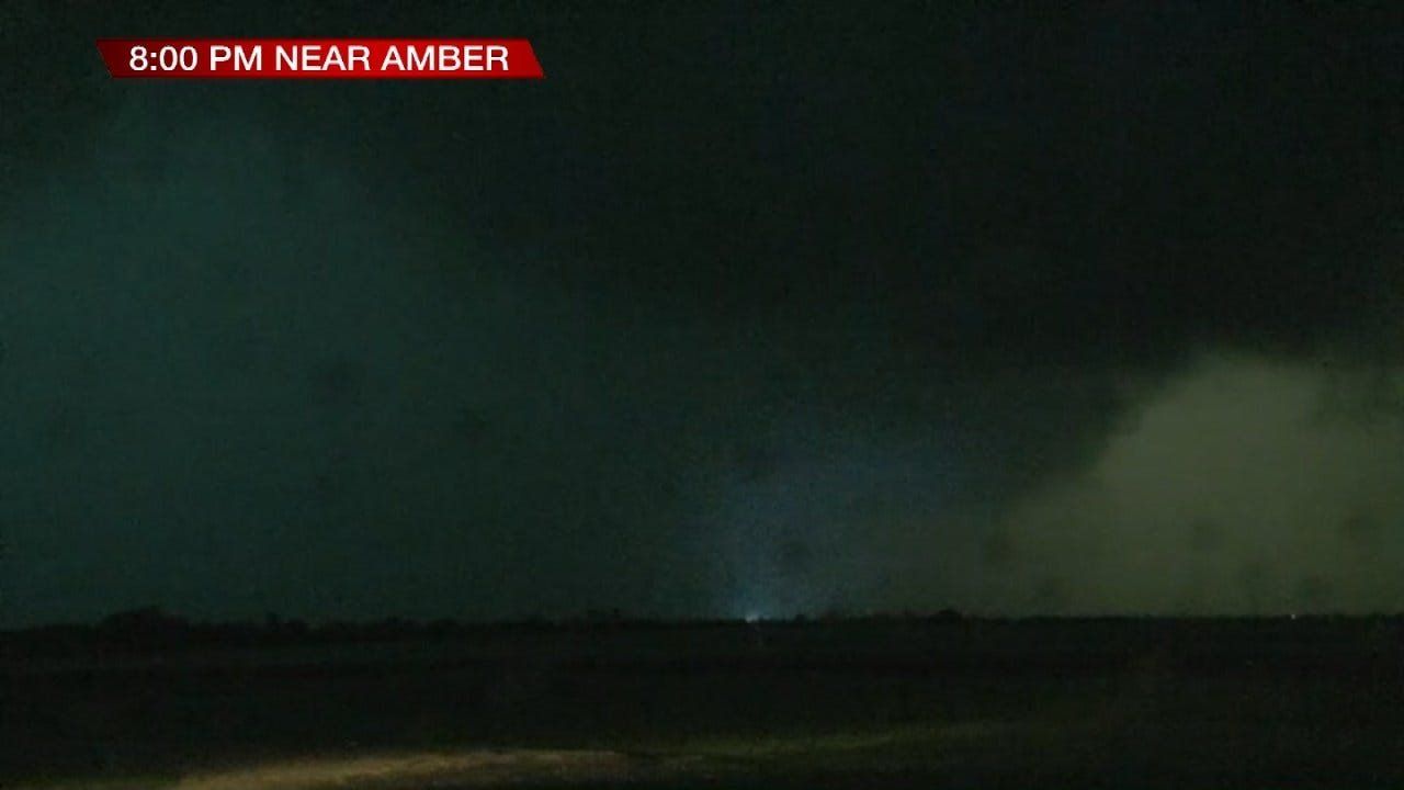 Storm Tracker Video Of Tornadoes In Grady And Kiowa Counties