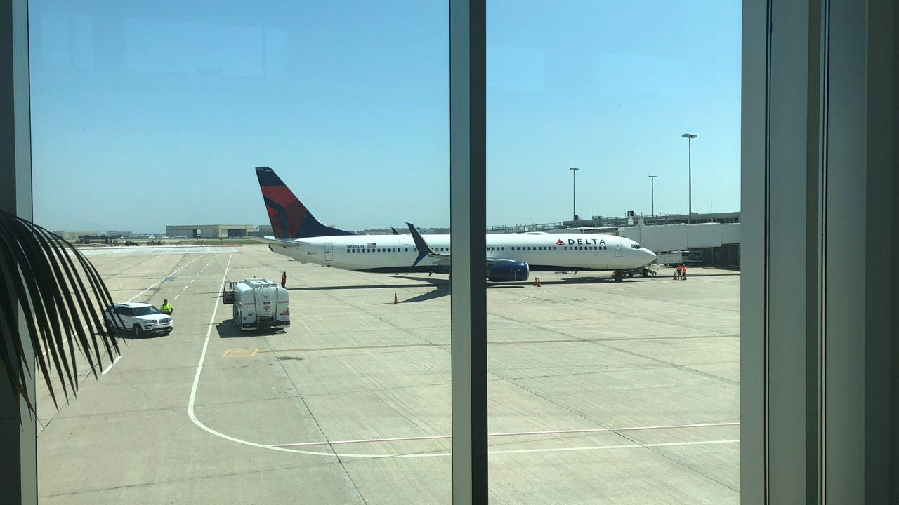 Delta Flight Diverted To Tulsa After 'Disturbance'