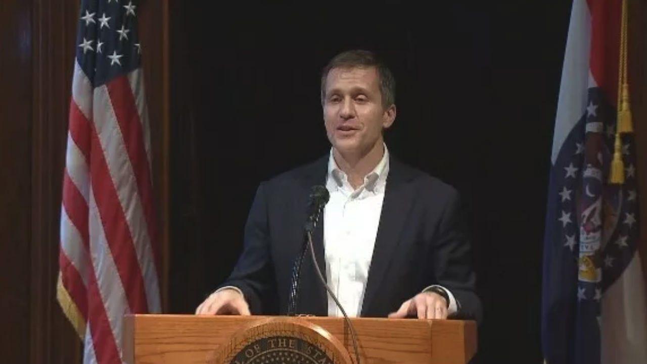 Missouri Governor Eric Greitens Resigns Amid Extramarital Affair