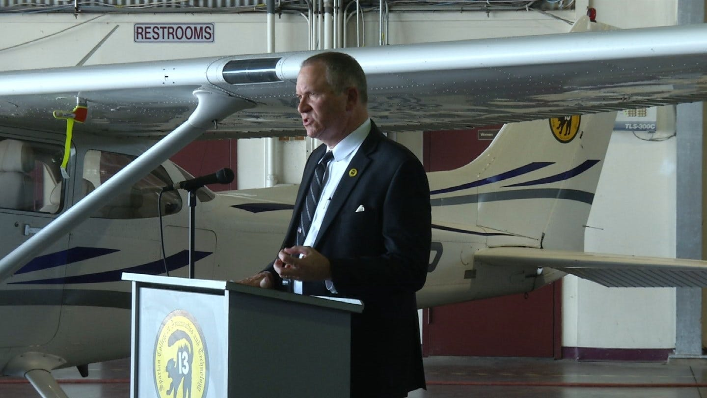 New Partnership Announced Between Spartan College, Mesa Airlines