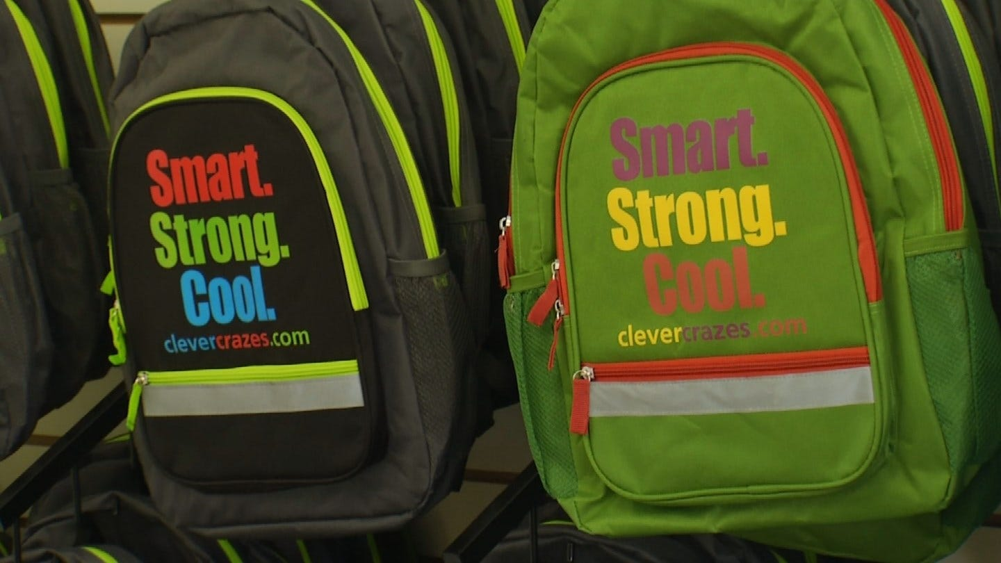 Tulsa Non-Profit Receives Grant To Provide Teachers With Supplies
