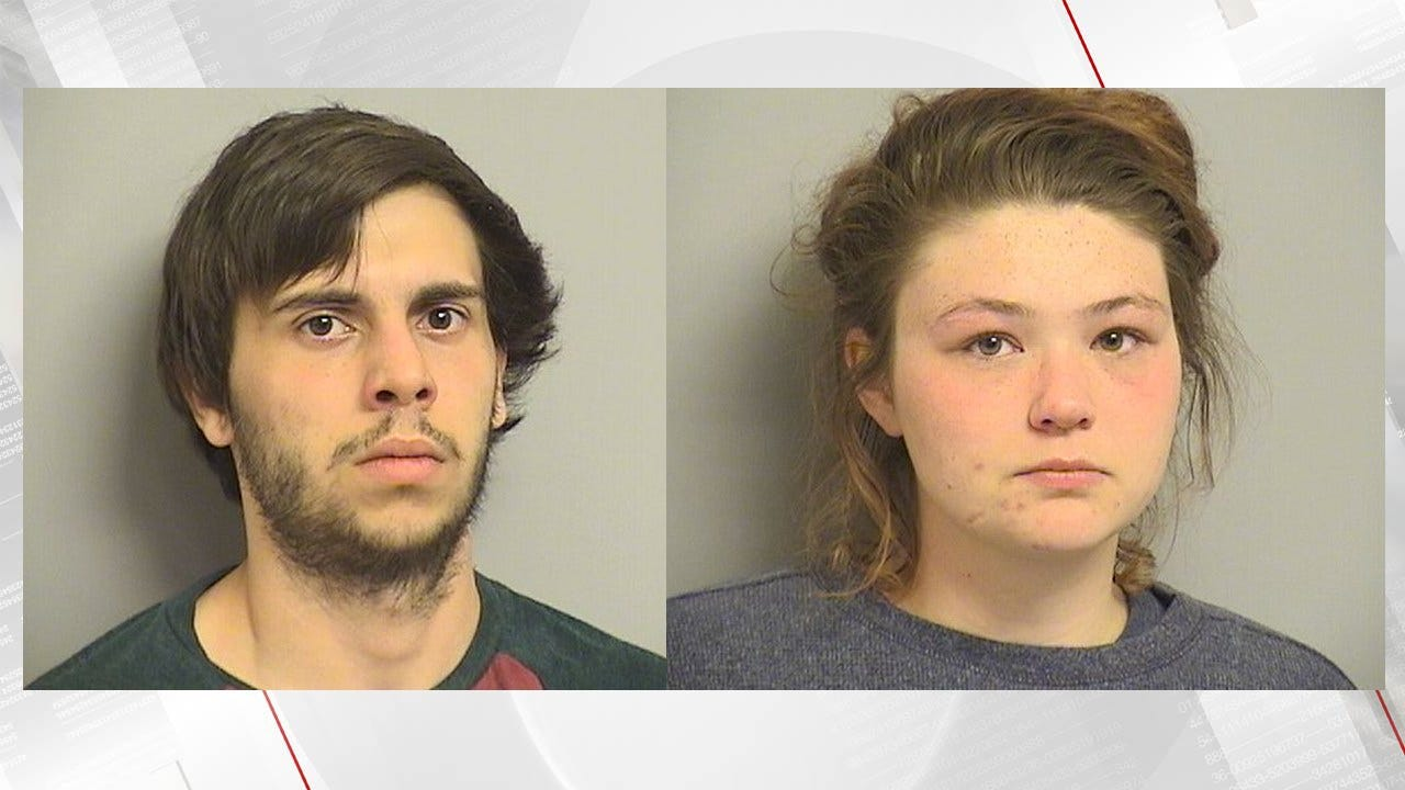 Two Arrested For Multiple Strong Arm Robberies In Tulsa