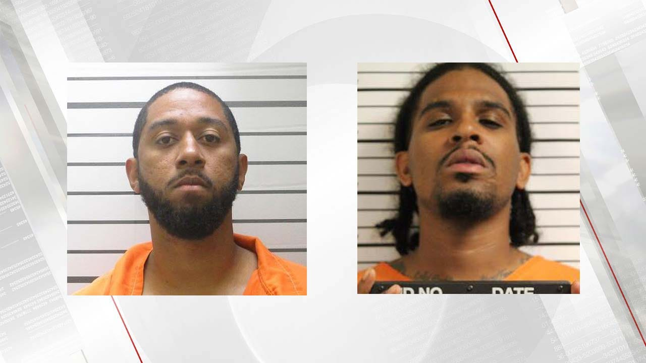 Two Men Caught In Canadian County Drug Bust
