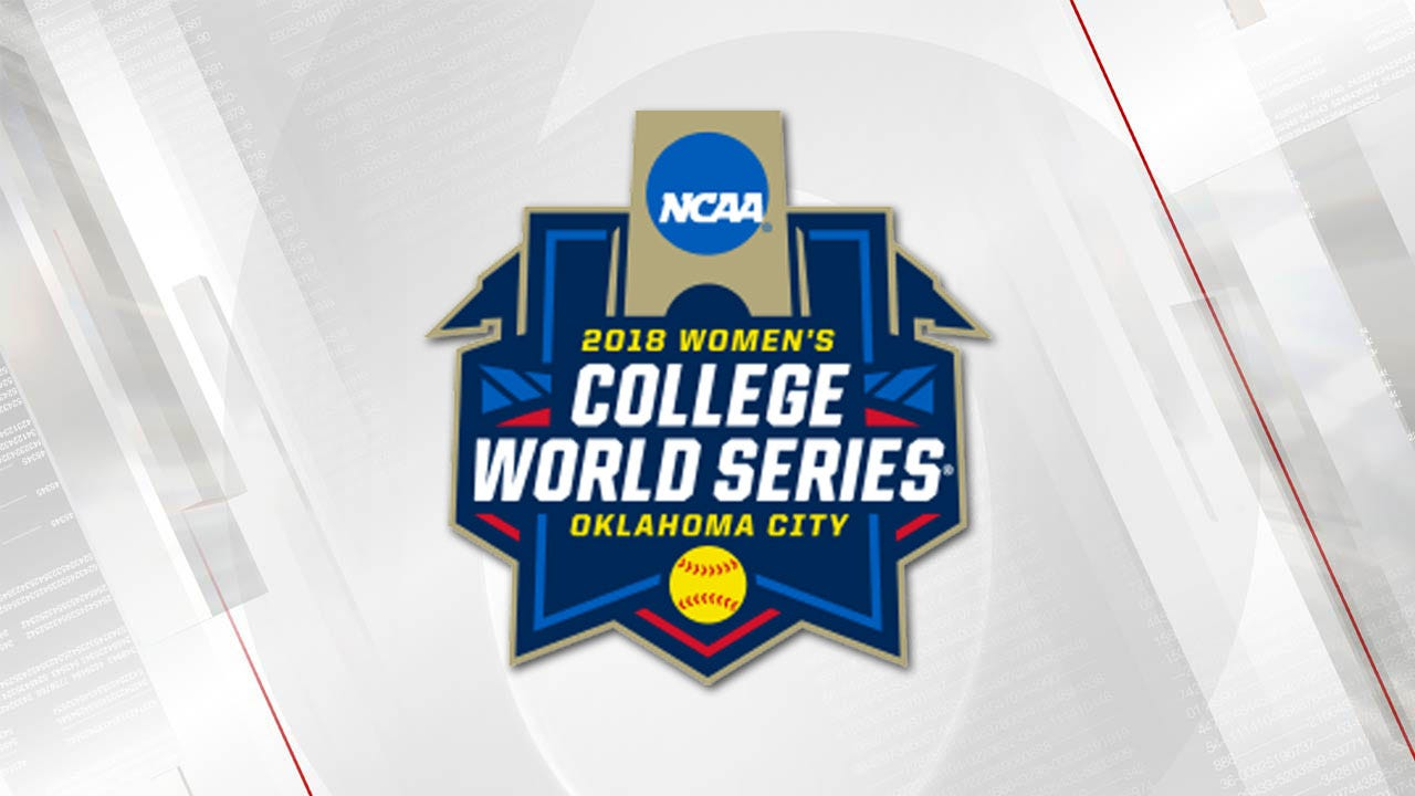 View The Bracket For The 2018 Women's College World Series