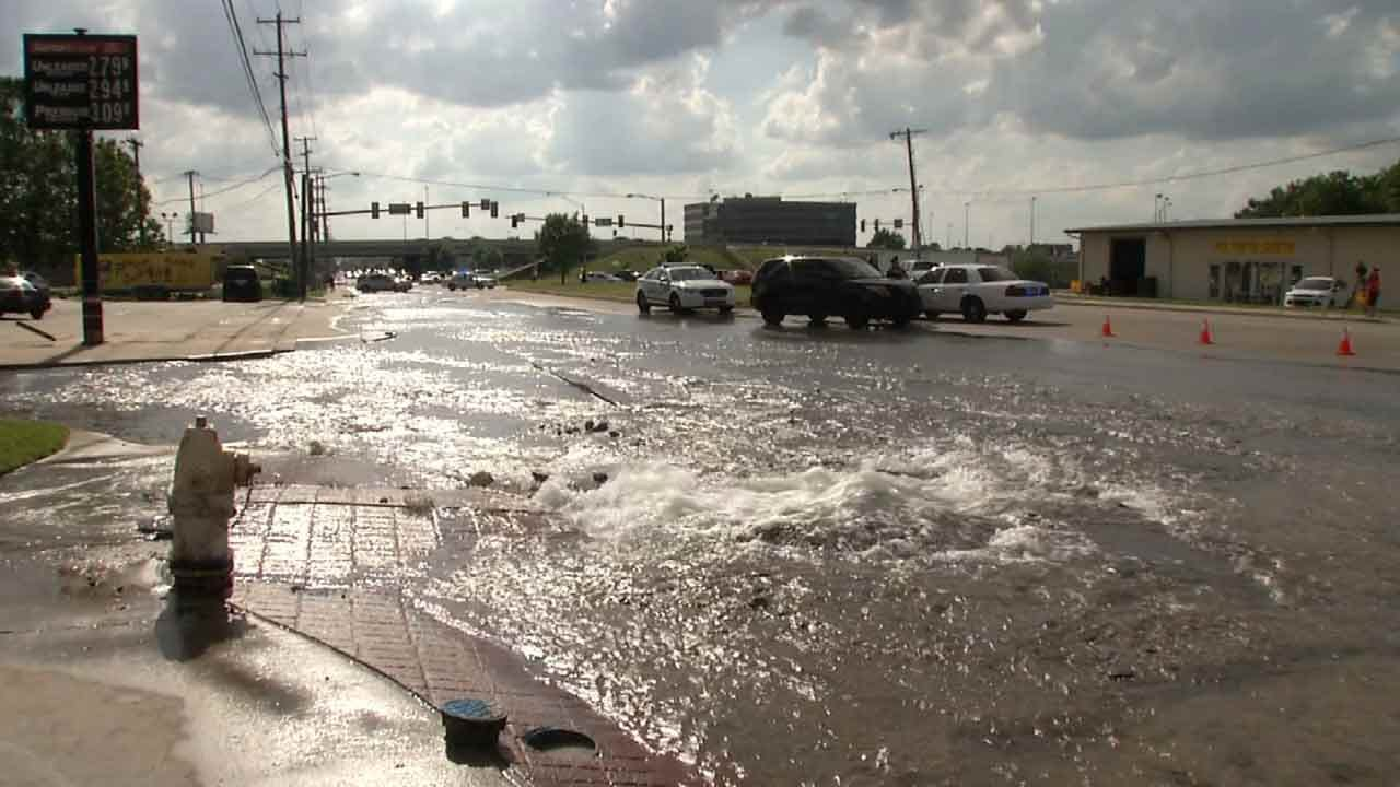 Early Heat Wave To Blame For Recent Tulsa Water Line Breaks