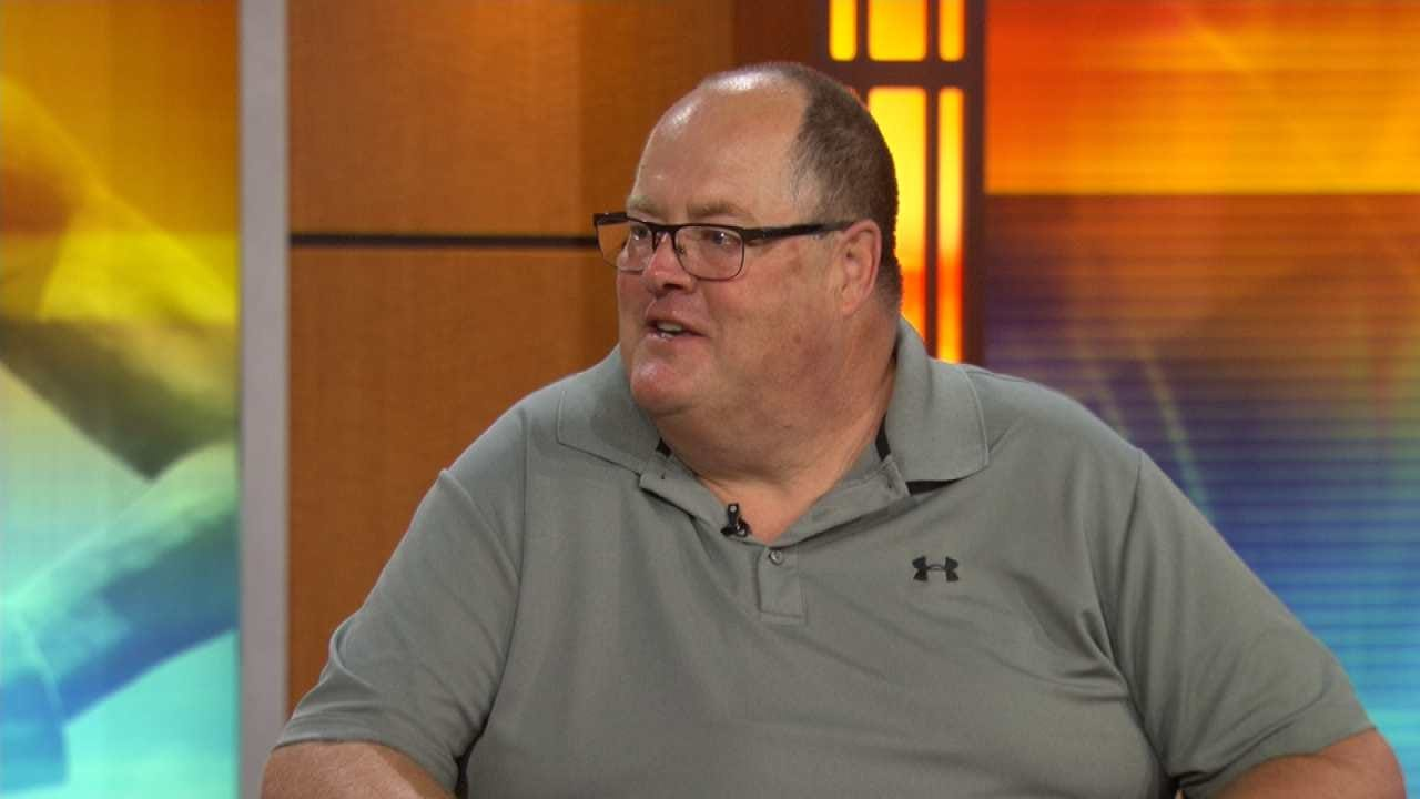 Jenks Coaching Great Allan Trimble Talks With 6 In The Morning