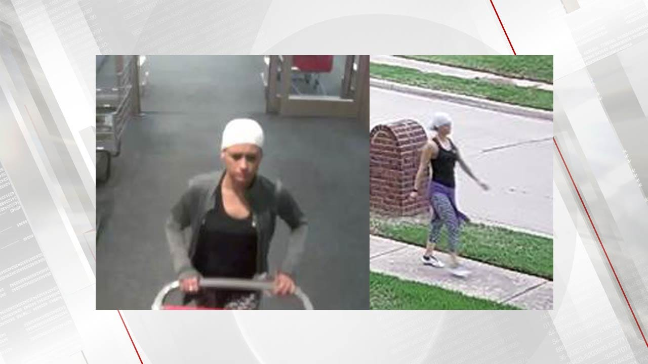 Woman Steals Vehicle, Uses Victim's Credit Card, BAPD Says