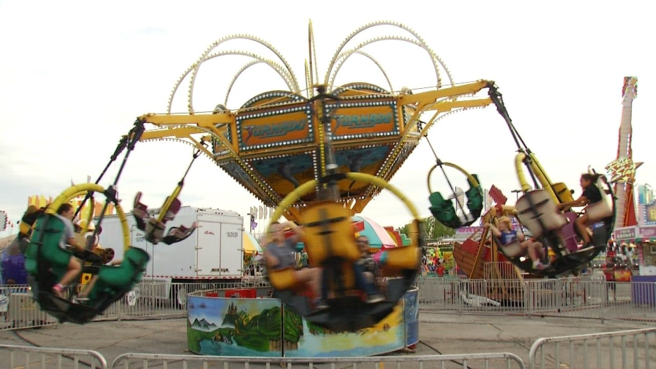 Time Once Again For Owasso's Trail Days Festival