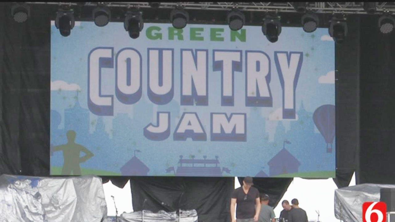 Tulsa Music Festival Brings Big Name Artists
