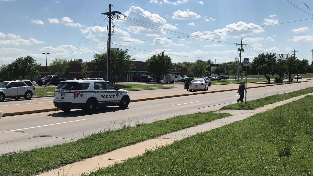 Woman In Stolen Truck Arrested After Tulsa Police Chase