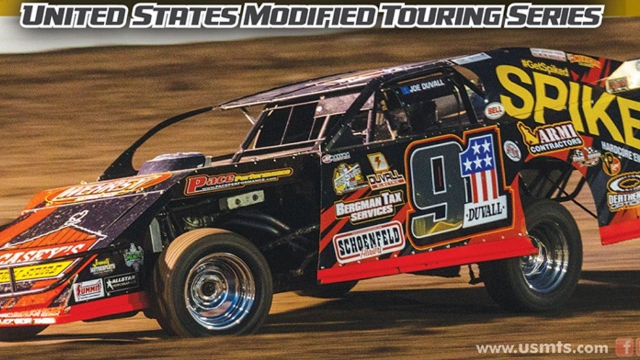 Creek County Speedway Hosting USMTS Race For First Time