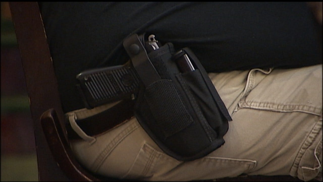Oklahoma Lawmaker Files Petition To Overturn 'Constitutional Carry'