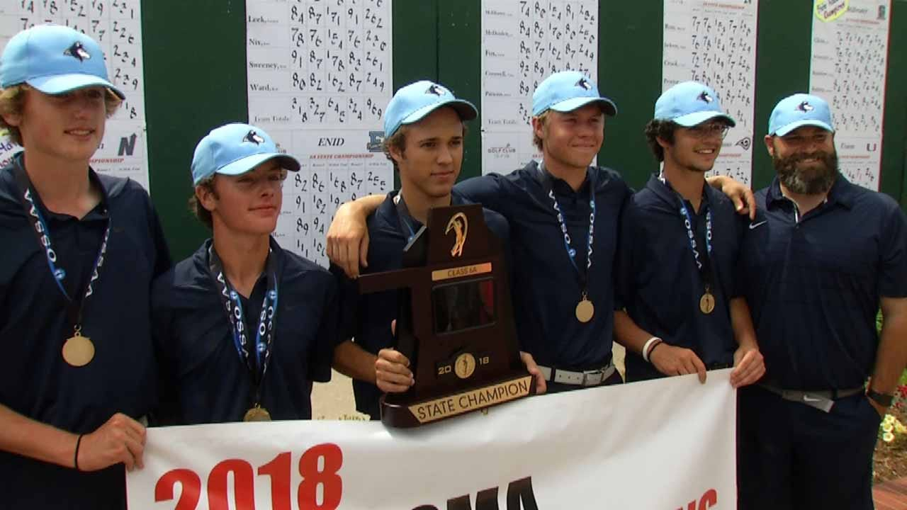 6A Golf Title Stays With Edmond North