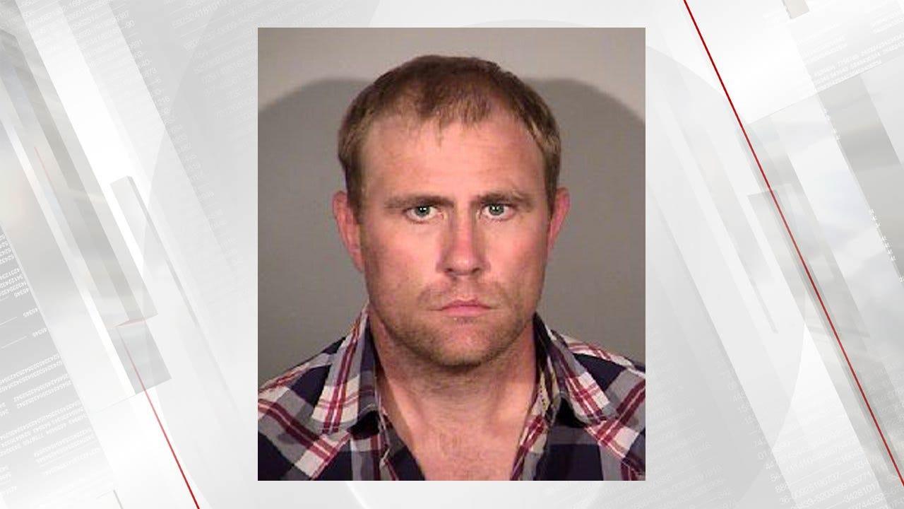 Broken Arrow Kidnapping, Burglary Suspect In Police Custody