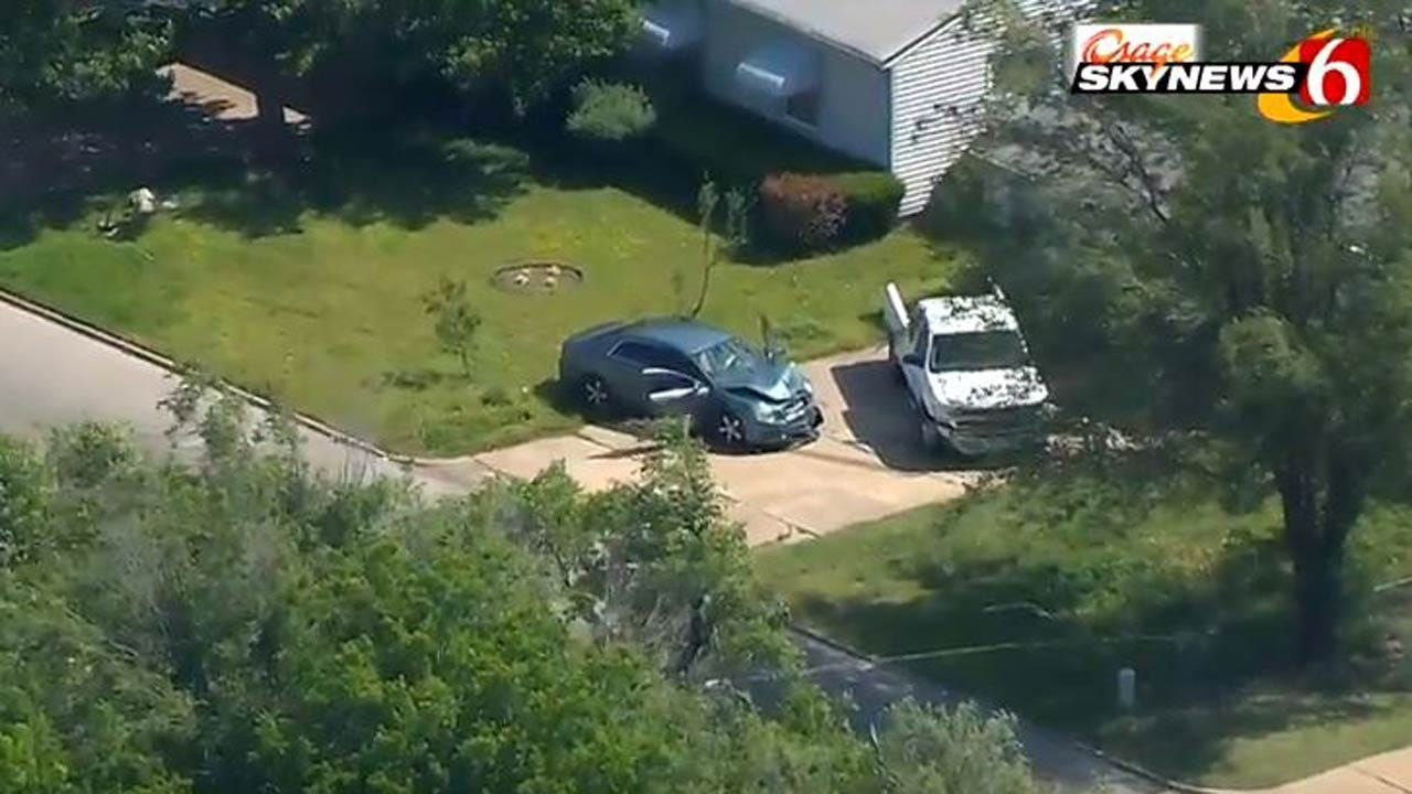 Man Dies In Drive-By Shooting In Tulsa