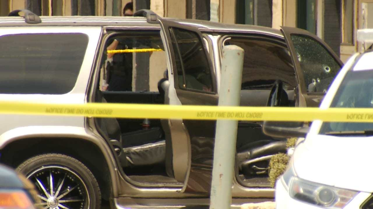 New Details In Fatal Officer-Involved Shooting In Tulsa