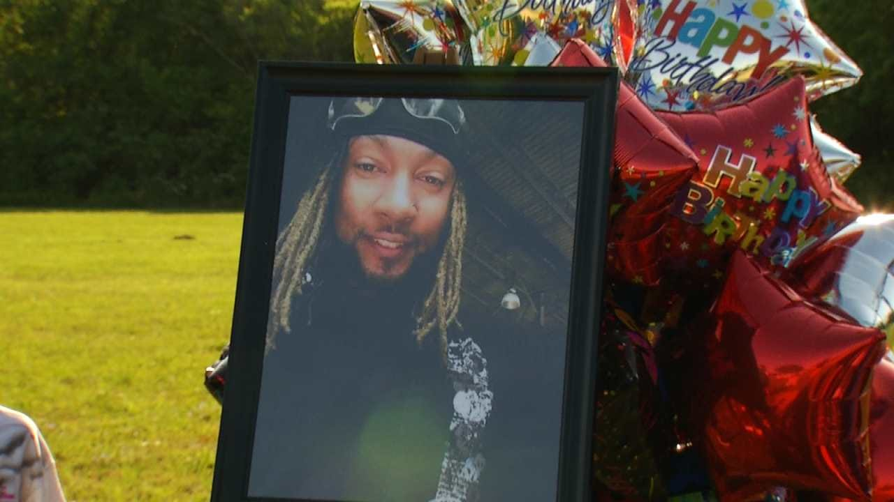 OKC Murder Victim Remembered With Tulsa Balloon Release