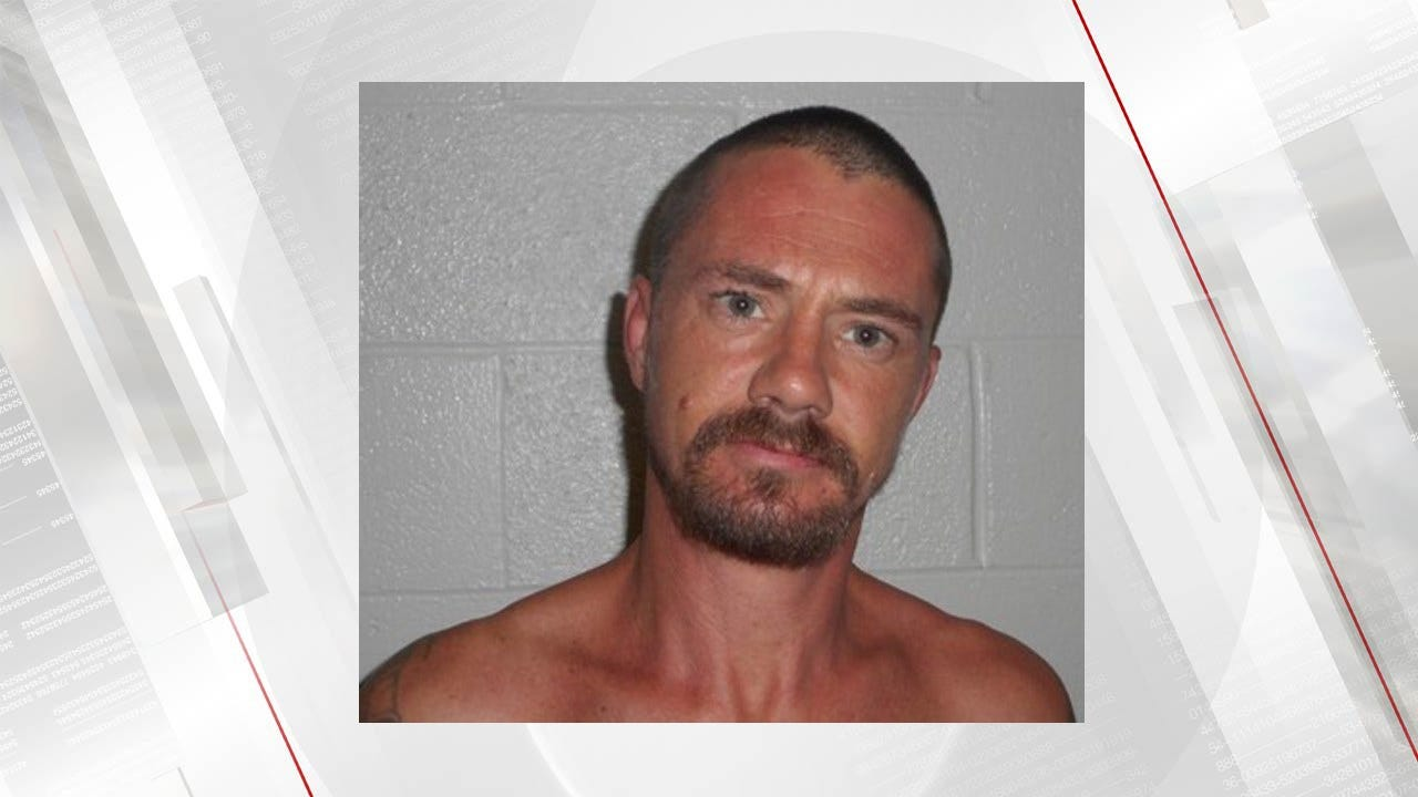 One Suspect Captured, One On The Run In Wagoner County